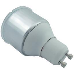 Long Barrel LED 3.5W GU10 4000K Cool White