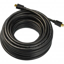 5 Metre HDMI-to-HDMI Lead Black