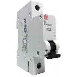 Wylex Single Pole 6A B Curve Circuit Breaker