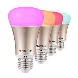 Wifi RGB+W Smart LED Bulb - ES (E27)