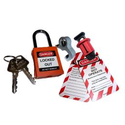 17th Edition Personal Lockout Kit
