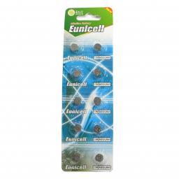 LR41/AG3 1.5v Button Cell Batteries (Pack Of 2)
