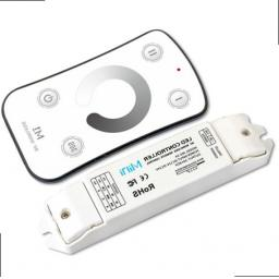RF LED Strip Dimmer - Remote Control & Receiver