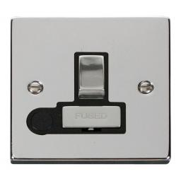 13a Fused 'Ingot' Switched Connection Unit With Flex Outlet