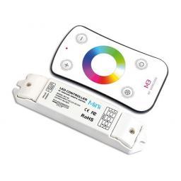RF RGB LED Strip Controller- Remote Control & Receiver
