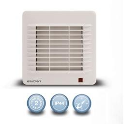 """Envirovent Classic 4""""/100mm Extractor Fan - Timer"""