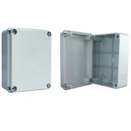 Grey Plastic Junction Box - IP55 (400x300x135 mm)