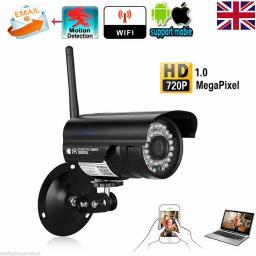 Smart IP Camera Outdoor IP65