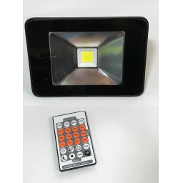 30w Remote Control LED Floodlight