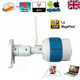 Outdoor Wireless WiFi IP Camera
