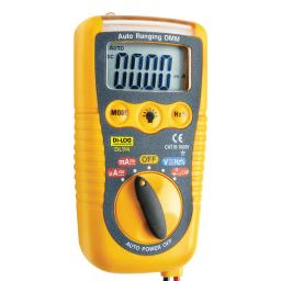 3-in-1 Mini Digital Multimeter