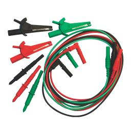 3 Wire Lead Set for Multifunction Testers