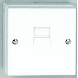 Secondary Telephone Outlet and Pattress Box