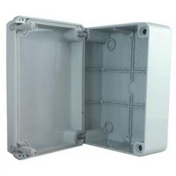 Grey Plastic Junction Box - IP55 (320x240x135 mm)