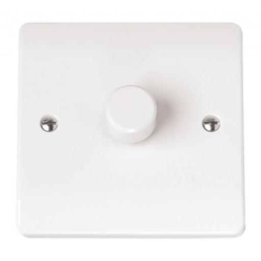 1 Gang 2 Way 250Va Dimmer Switch