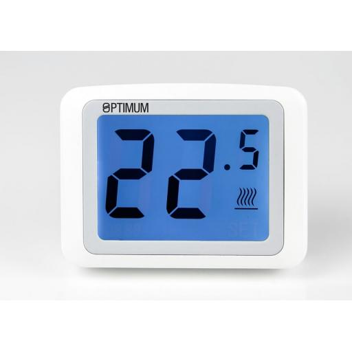 Touch Screen Digital Room Thermostat Volt Free
