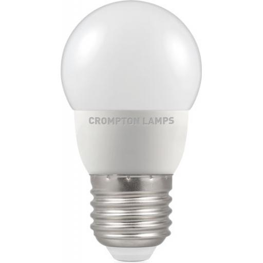 5.5W ES (E27) LED Golf Ball - Warm White 2700k