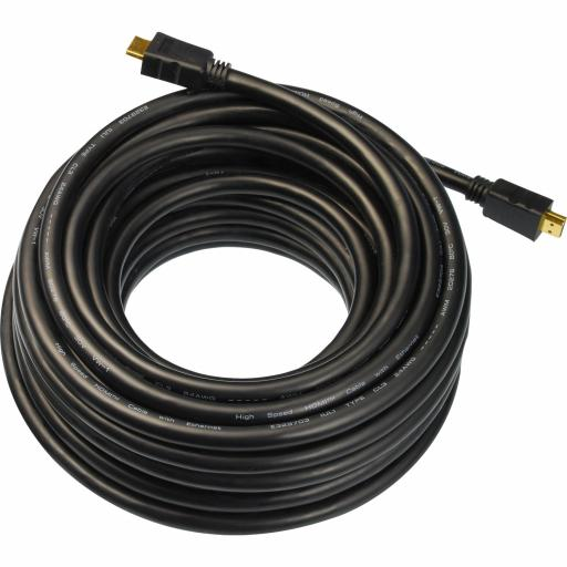 3 Metre HDMI-to-HDMI Lead Black