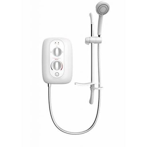 Redring California-Extra Electric Instant Shower 8.5kW White
