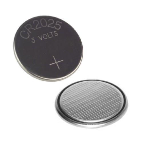 Maxwell CR2025 3v Lithium Batteries