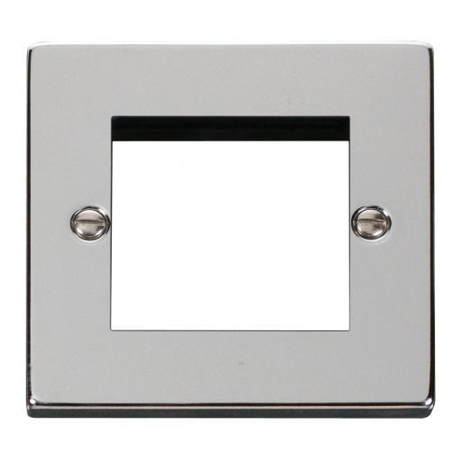 Single Plate (Twin Media Module Aperture)