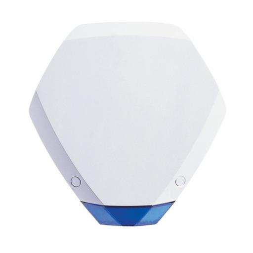 Texecom Premier Odyssey 3E Bell Box White/Blue