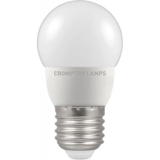 5.5W ES (E27) LED Golf Ball - Daylight 6500k