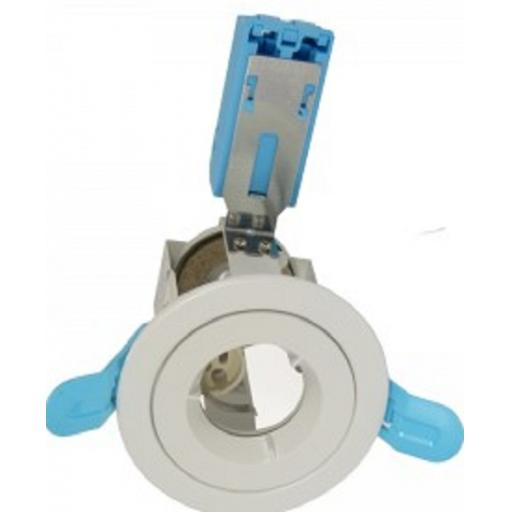 iCage Mini IP65 GU10 White Downlight
