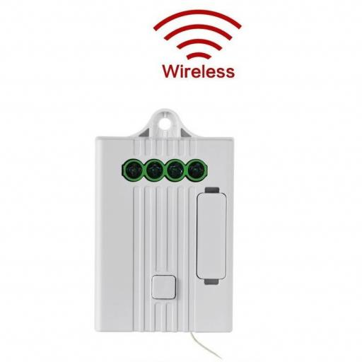 5A Receiver for Wireless Kinetic Energy Switches