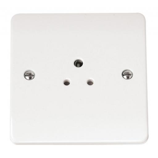 2A Round Pin Socket Outlet
