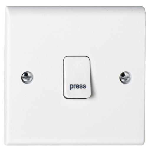 10A 1G Press Switch marked Press