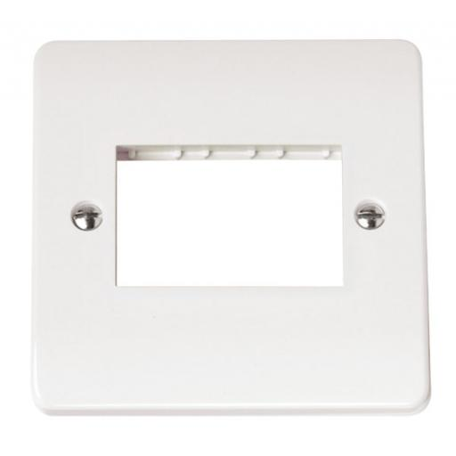 Single Plate Triple Aperture