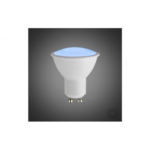 LED 5W GU10 - Blue