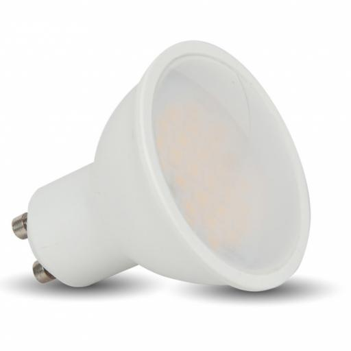 LED 5W GU10, 320Lm, 110°, 6400K (Daylight)