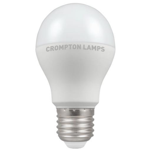 8.5W ES (E27) LED GLS - Warm White 2700k