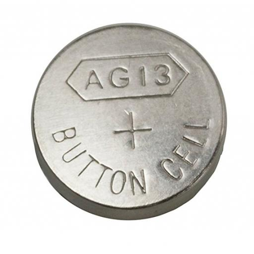 AG13 LR44 Button Cell Batteries