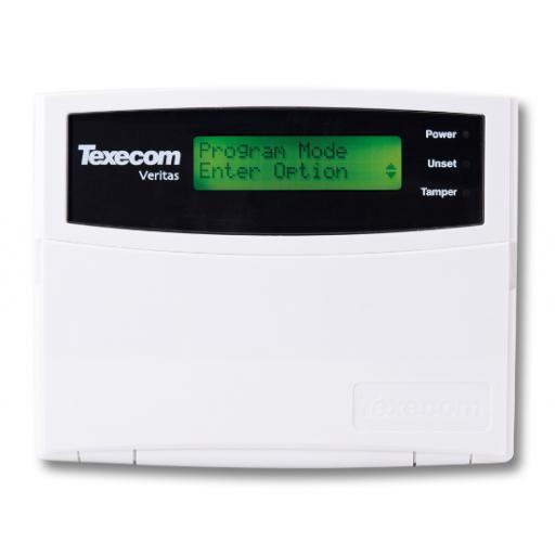 Texecom Veritas Excel LCD Remote Keypad