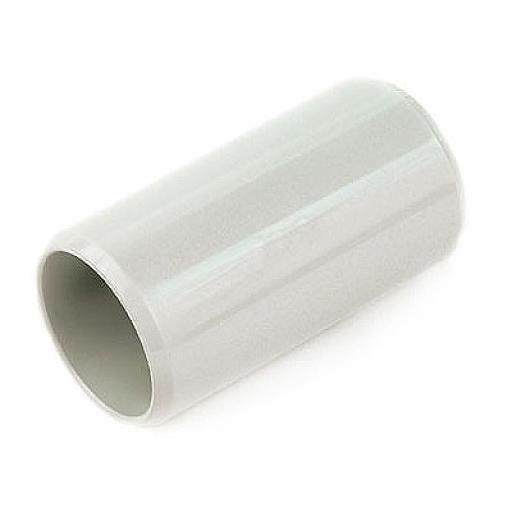 25mm Couplers White
