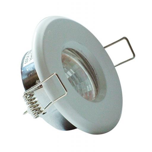 Diecast Showerlight GU10 - White