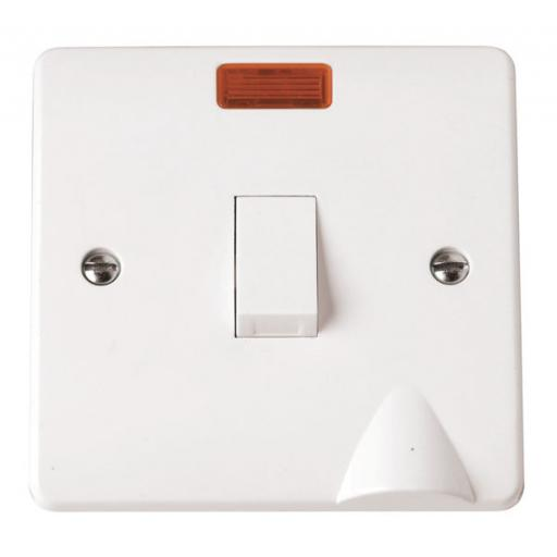 20A DP Switch With Neon
