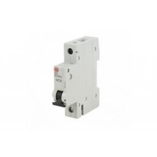 Wylex Single Pole 32A B Curve Circuit Breaker