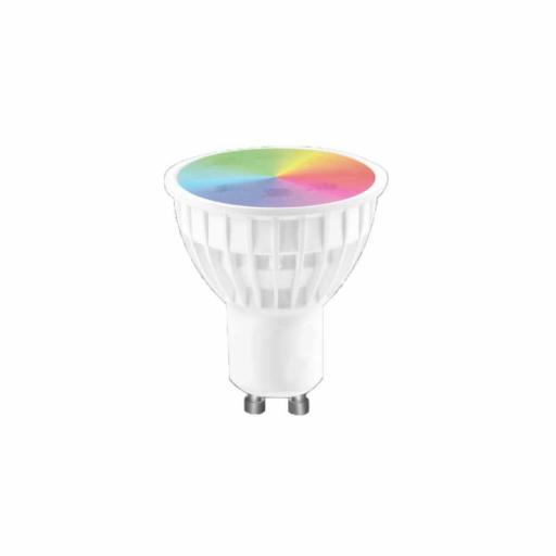 RGBW Remote Control LED GU10