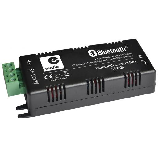 Bluetooth Amplifier 2 X 15w With Power Supply and Aux Input