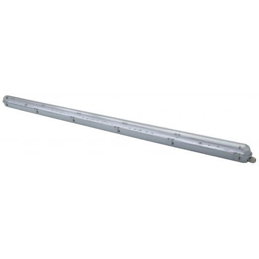5ft Single Non Corrosive (IP65) Batten Fitting for LED Tube