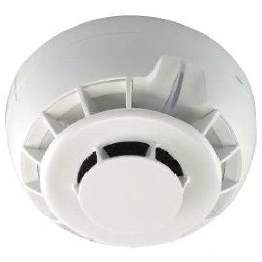 Combined Optical Smoke & Heat Detector W/ Base