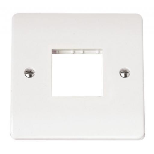 Single Plate Twin Aperture