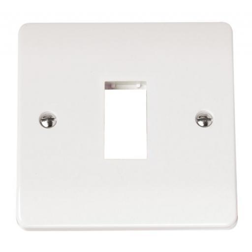 Single Plate Single Aperture