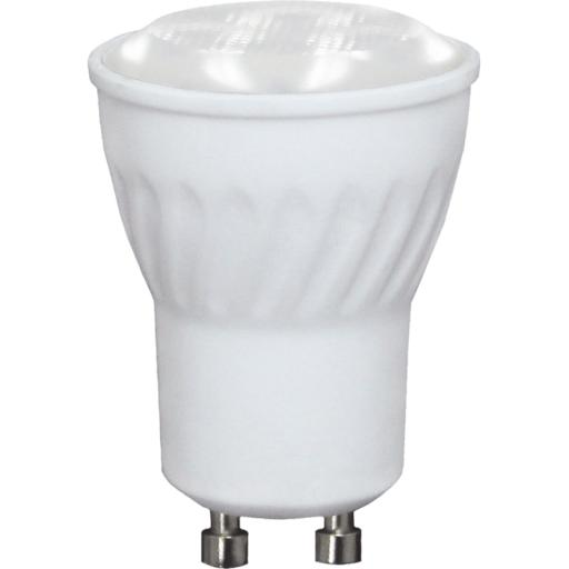 35mm LED 4.5W GU11, 350Lm, 38°, 3000K (Warm White)