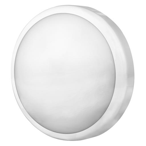 14w LED Bulkhead Round - Emergency