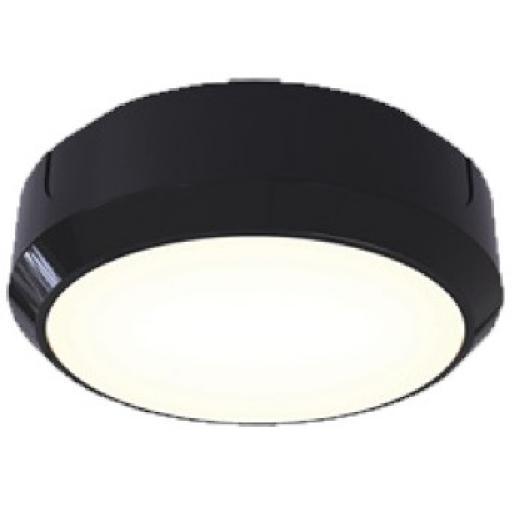 Ansell 14w LED Bulkhead Round - White
